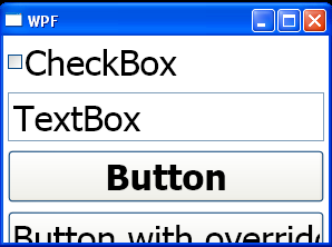 Reuse Style for TextBox