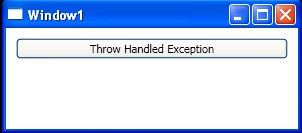 Throw Handled Exception