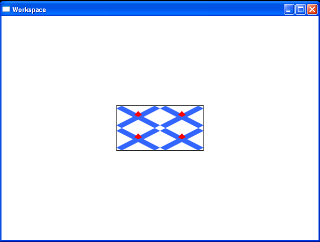 WPF Tiled Drawing Brush Examples