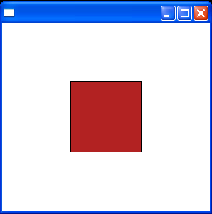 Adding Rectangle to StackPanel : Rectangle « Windows Presentation