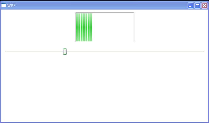 Two way data binding between Slider and ProgressBar