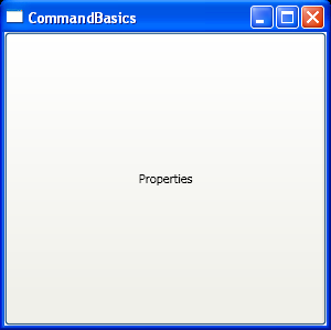 Bind the Button to a Command : Command « Windows