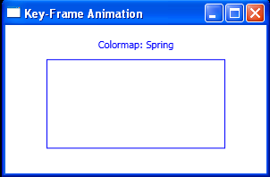 Using DiscreteStringKeyFrame