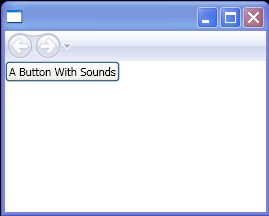 Using MediaElement for Audio