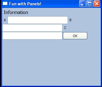 WrapPanel and Windows Controls