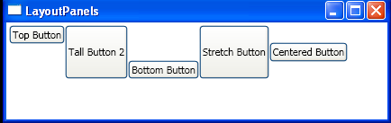 WPF Wrap Panel With Vertical Alignment