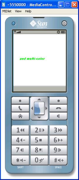 Get font width