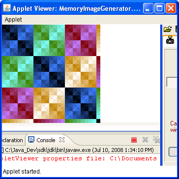 Memory Image Generator