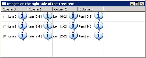 Add Icon to TreeItem