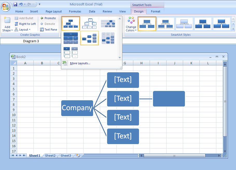 Organization Chart http://www.java2s.com/Tutorial/Microsoft-Office ...