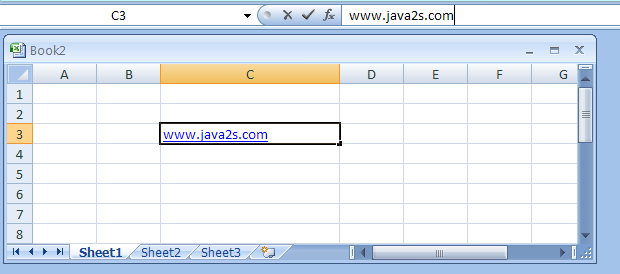 Select the hyperlink. Click in the formula bar, and then edit the text.
