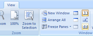 Click Reset Window to reset the window position.