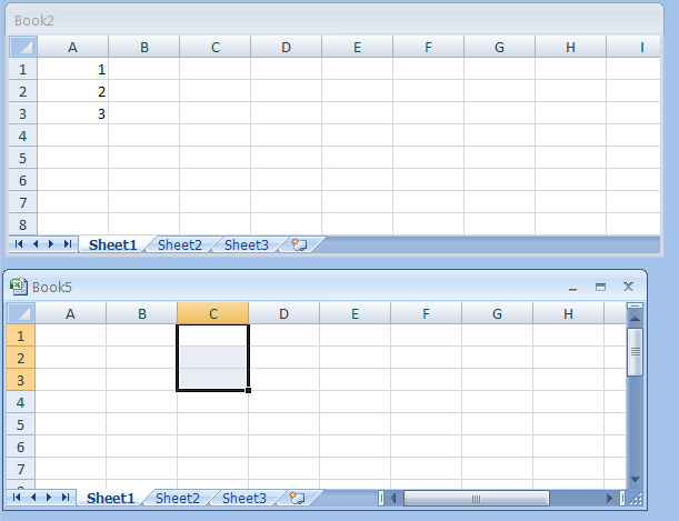 Consolidate Data from Other Worksheets or Workbooks