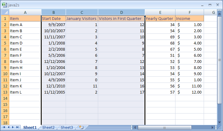 Delete Multiple Columns or Rows