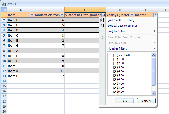 how to build a database in excel 2007 pdf