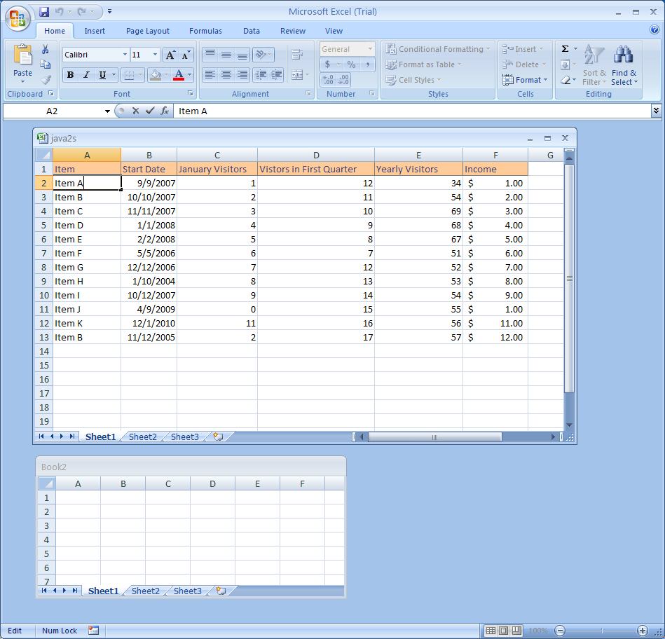 ... : Cell Edit « Editing « Microsoft Office Excel 2007 Tutorial