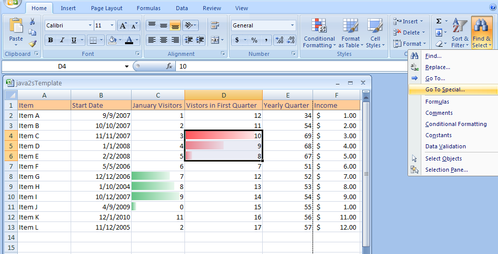 Find Cells With Conditional Formatting Find Replace