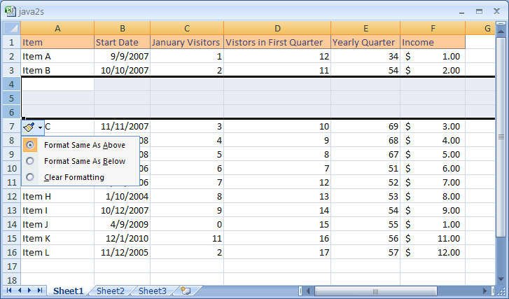 how to delete multiple rows in excel sheet