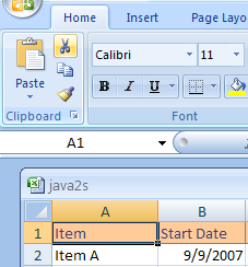 Move Data Using the Clipboard