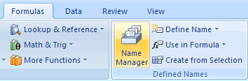 Organize and View Names: Edit, Delete