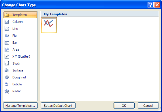 templates in excel 2007