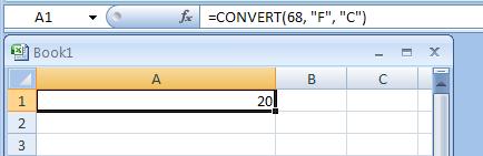 =CONVERT(68,
