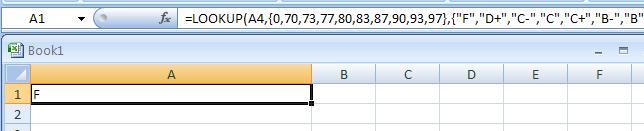 =LOOKUP(A4,{0,70,73,77,80,83,87,90,93,97},{