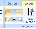 Align Text Within Cells, Rows, and Columns