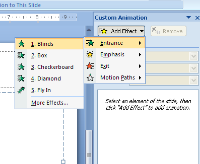 Clip Art Task Pane In Powerpoint