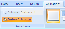 Remove an Animation