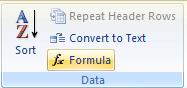 Click the Formula button.
