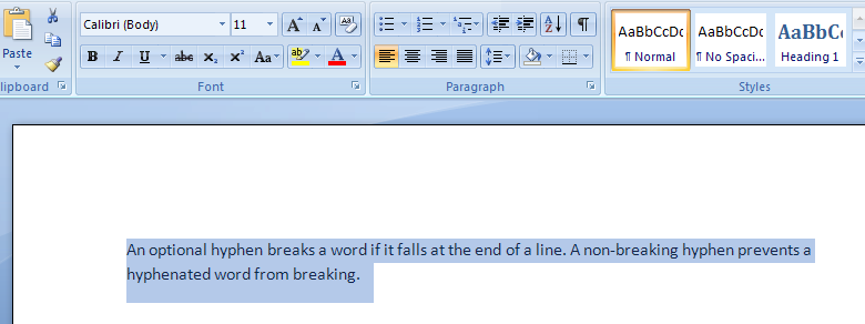 change font with font list on the ribbon font style formatting