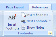 Convert all notes to footnotes or endnotes