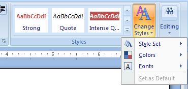Then click Set as Default.