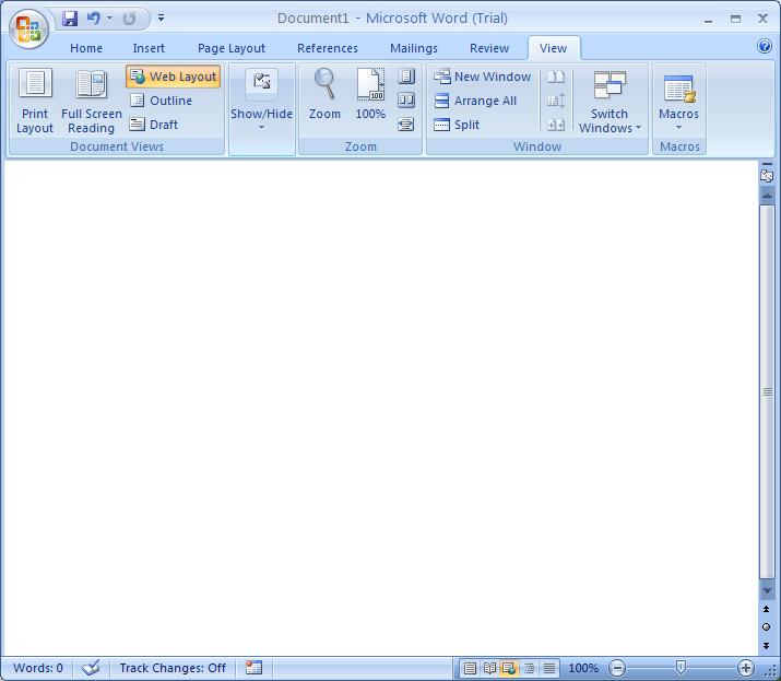 microsoft templates word 2007