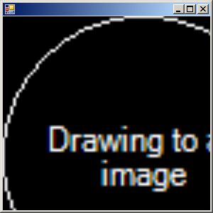 Create an Bitmap and paint on it