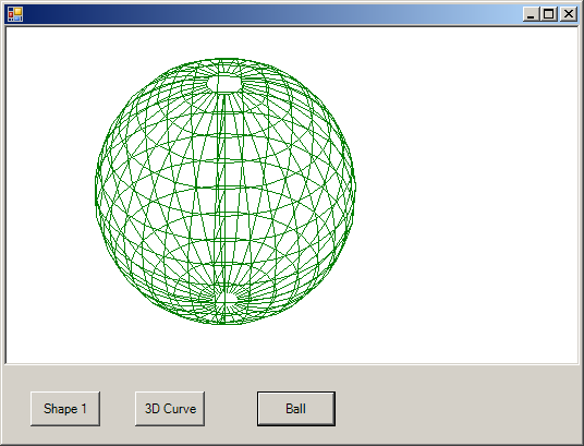 3D Ball : 3D « 2D Graphics « VB Net Tutorial