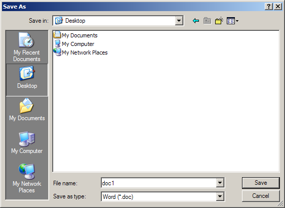 SaveFileDialog filter and selected file name,