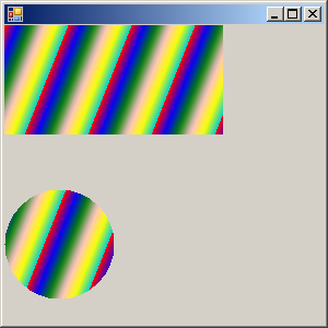 Interpolation Colors