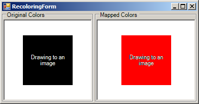 Draw image with ImageAttributes settings