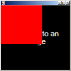 Set Pixel for Bitmap