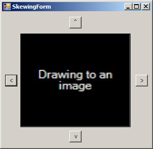 Skew image