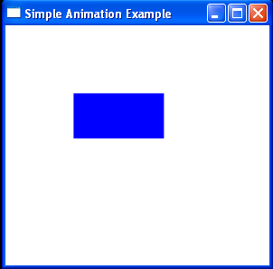 A Simple Animation in Code