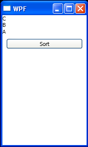 Apply Custom Sorting Logic to a Collection