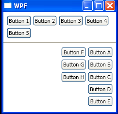 Arrange UI Elements Into Automatically Wrapping Rows or Columns