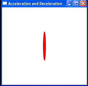Code Animation Accelerate Decelerate