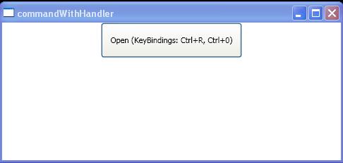 Command Handler Command Binding in Xaml