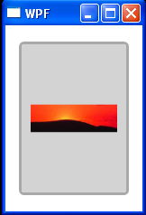 Button With Template change border ControlTemplate Windows