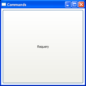 WPF Custom Command By Key Gesture And Routed U I Command
