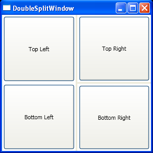 DoubleSplit Window